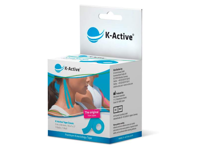 K-Active Tape Classic 50 mm x 5 m