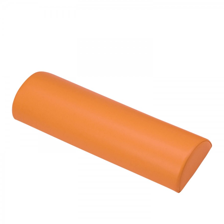 Lagerungspolster Halbrolle   Knierolle   PISA-orange