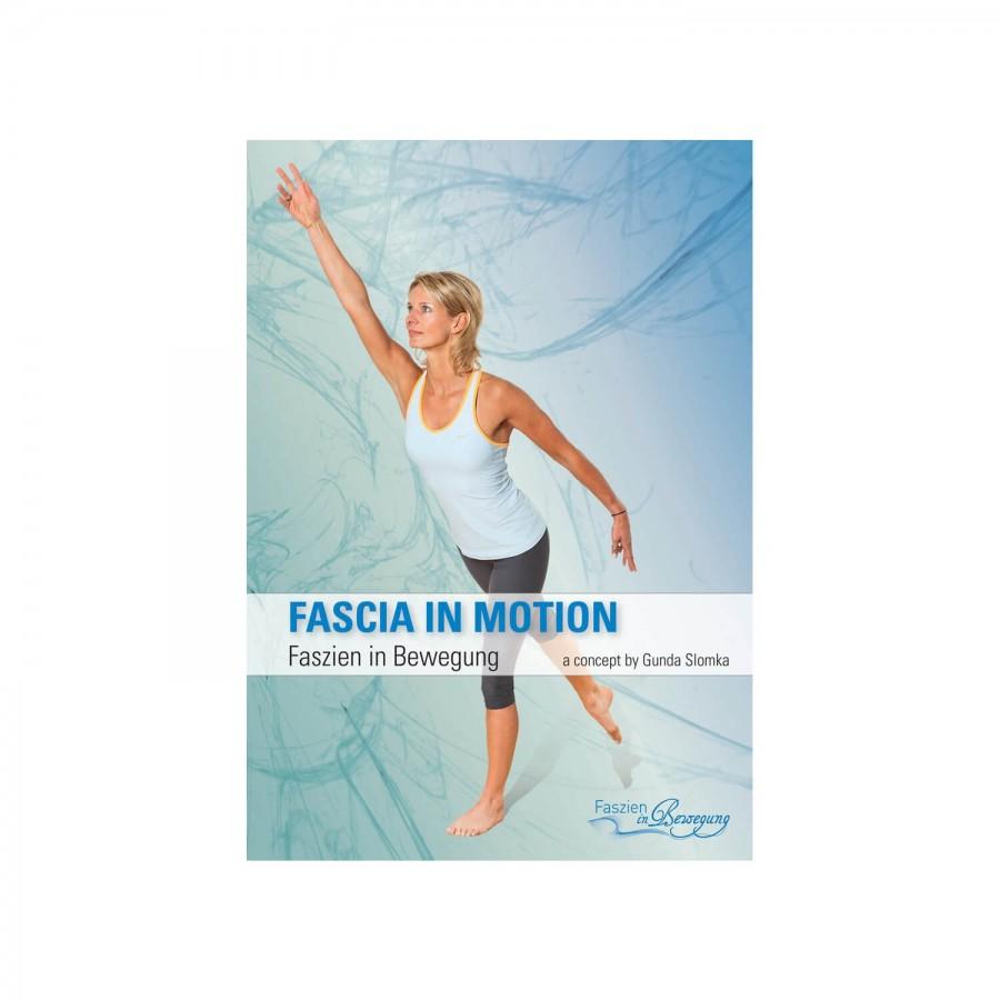 Faszien in Bewegung - DVD - Gunda Slomka, Dr. Robert Schleip, Thomas Myers