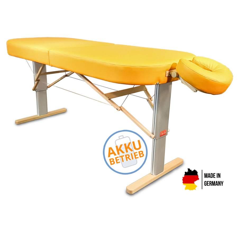Mobile Massageliege LINEA Hawaii mit Akku