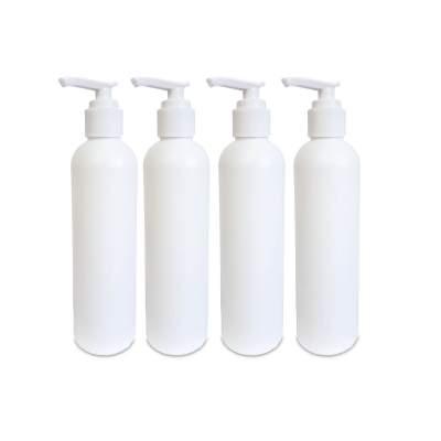 Dosierflasche für Massageöl 4 Flaschen im Set