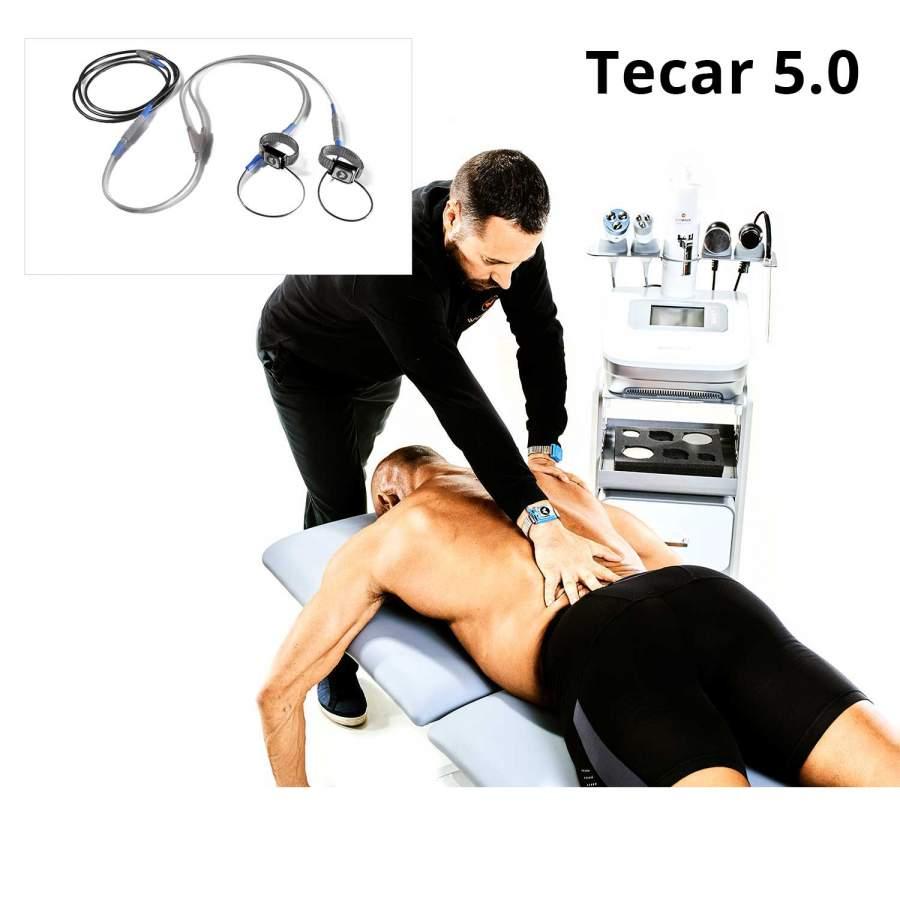WINBACK Tecar 5.0 MyBack Armbänder Set