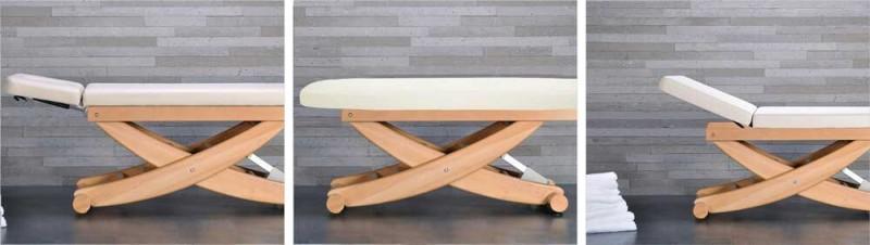 Wellness-Massageliege HAVANNA Modelle