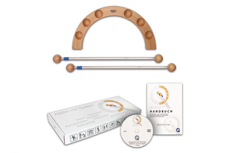 premiumgym  - das flexible Funktionsboard für Functional Training, Funktionsgymnastik und Rehabilitationssport | Clap Tzu