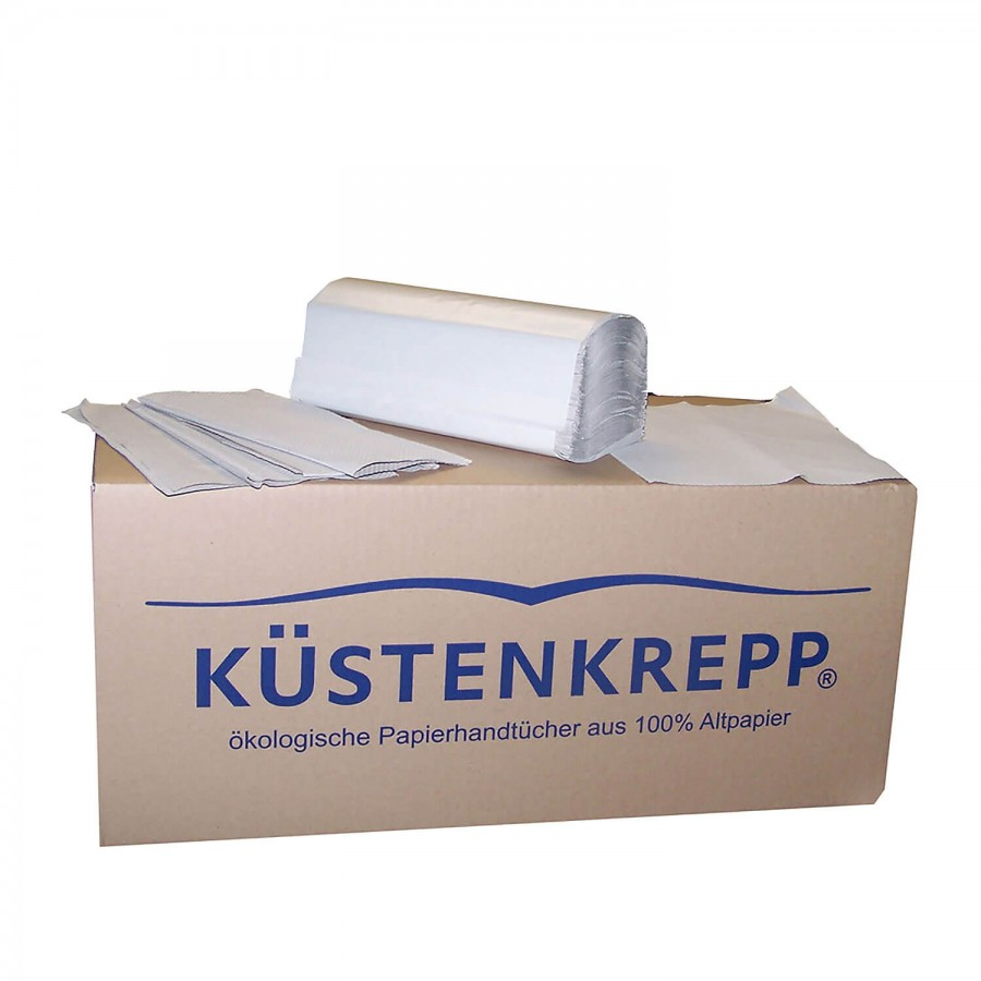 Küstenkrepp Handtuchpapier | 5.000 Blatt