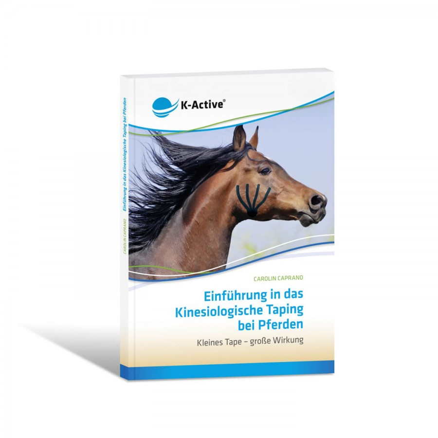 Einführung in das Kinesiologische Taping bei Pferden - Buch