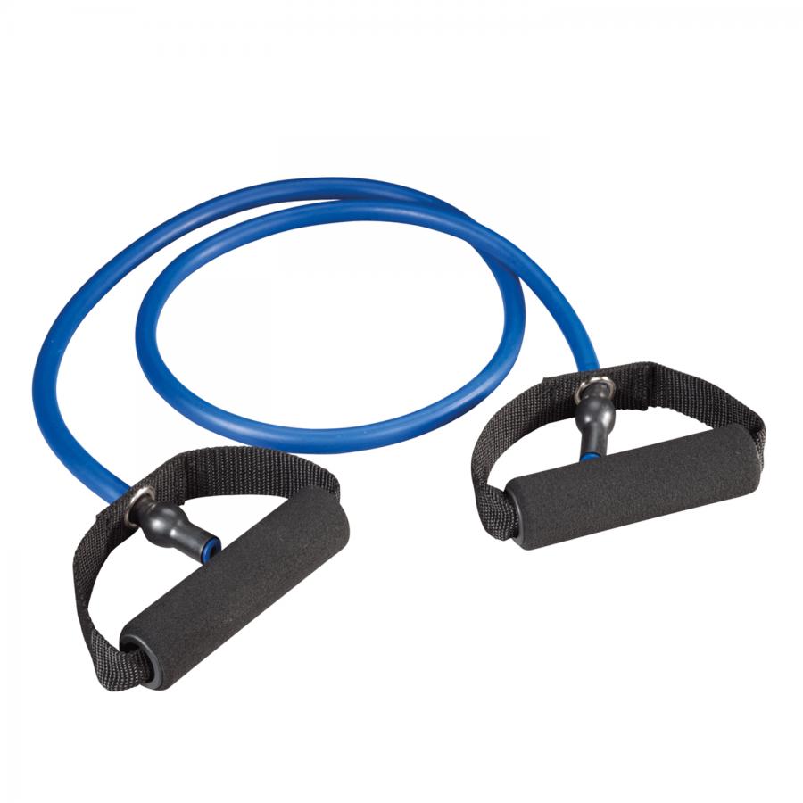 Übungsbänder: Trendy Gym Tube (blau - x-heavy) | Clap Tzu