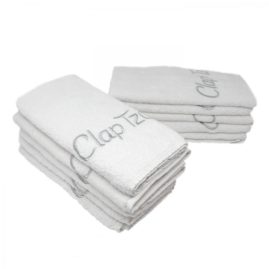 Gästehandtücher - Clap Tzu   10 Stück