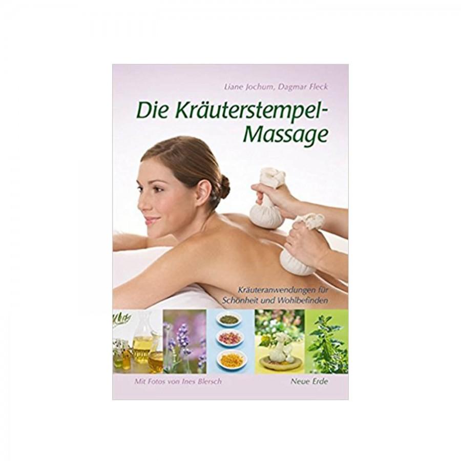 """""""Kräuterstempelmassage"""" - Buch"""