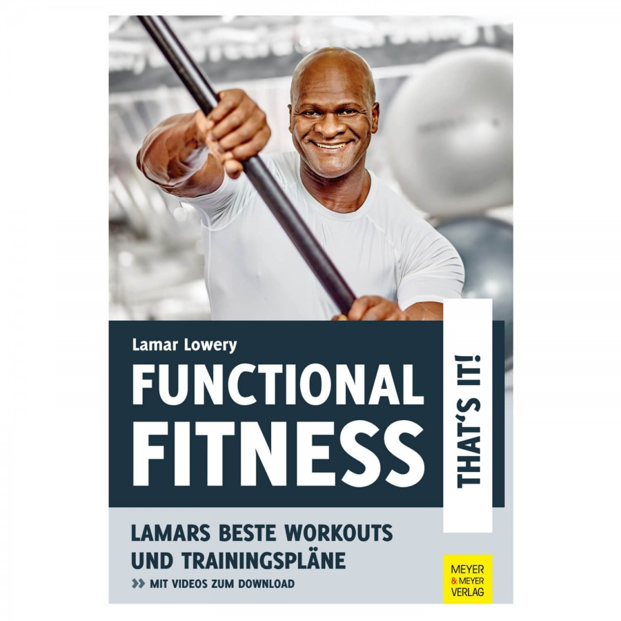 """""""Functional Fitness - That's it!"""" von Lamar Lowery - Buch"""