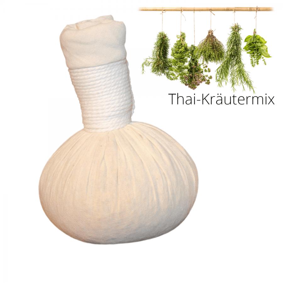 Kräuterstempel Thai-Kräutermix - groß 200g
