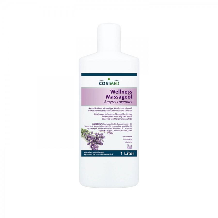 Wellness-Massageöl Amyris-Lavendel