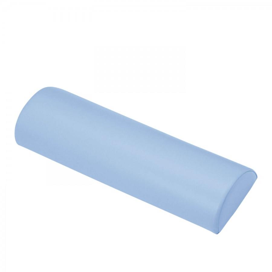 Lagerungspolster Halbrolle | Knierolle | PISA-hellblau