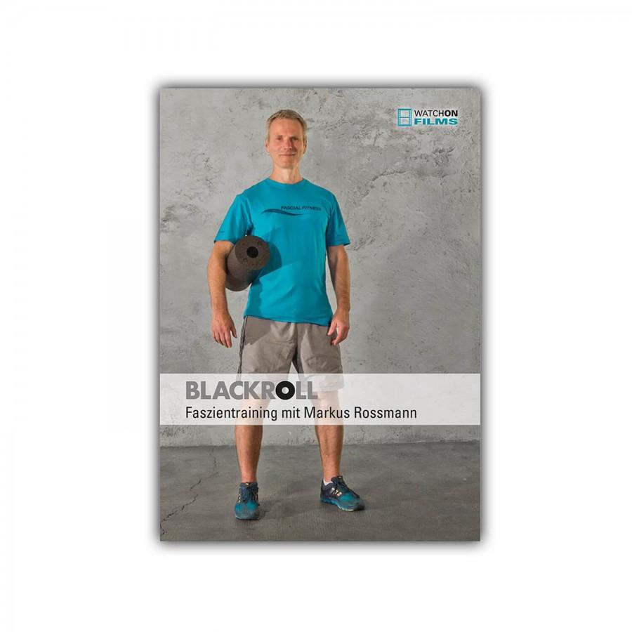 Blackroll Faszientraining - DVD - Markus Rossmann