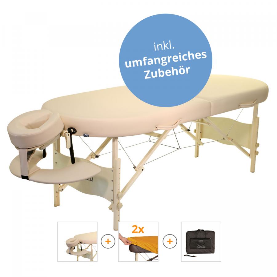 KAHUNA PRAXIS SET | mobile Lomi-Massageliege