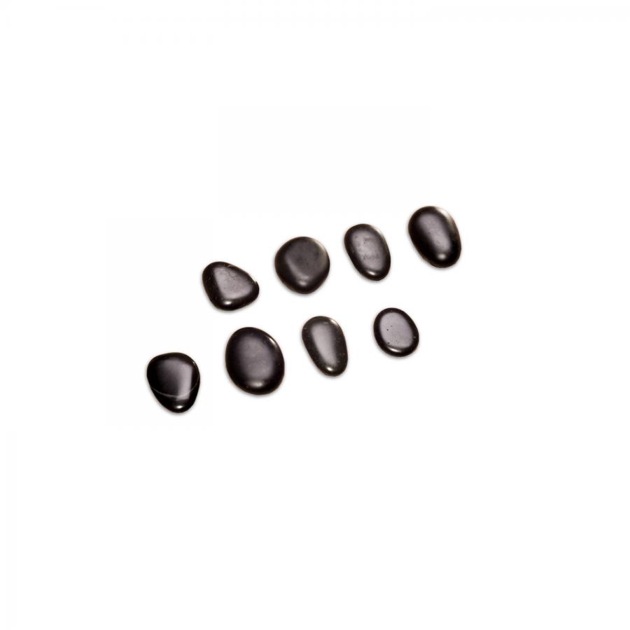 Hot Stone Zehensteine-Set | 8 Steine