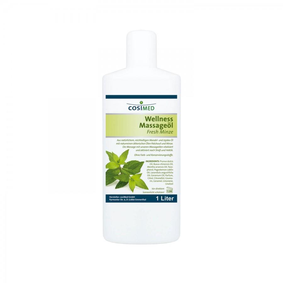 Wellness-Massageöl Fresh-Minze